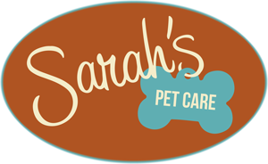 Sarah's Pet Care Logo